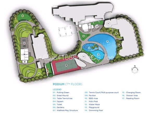 encorp-marina-puteri-harbour-site-plan