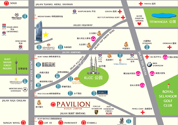 face-klcc-location-map-2