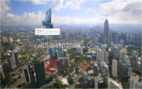 face-klcc-location-map