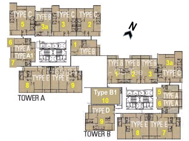 paragon-suites-site-plan