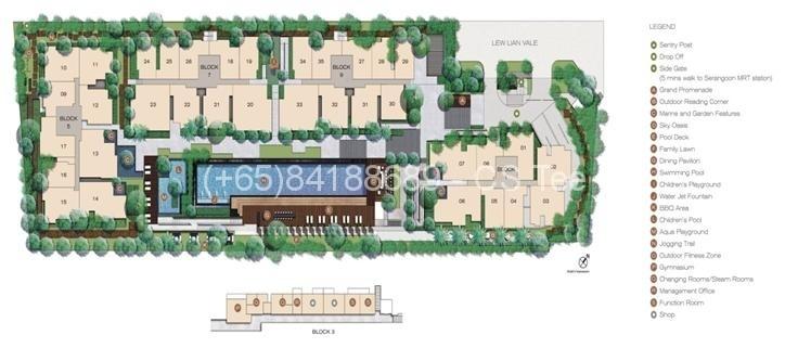 jade-residences-serangoon-fsite-plan