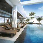 Iskandar Residences Medini: Sky Pool