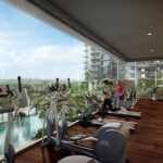 Iskandar Residences Medini: Gym