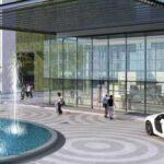 Iskandar Residences: Drop-off