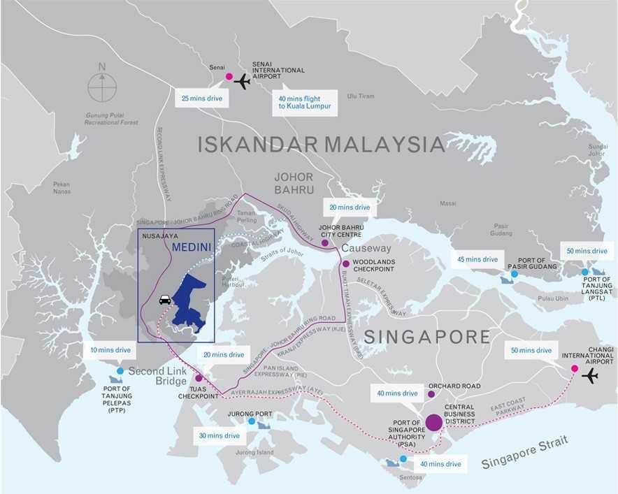 Iskandar Malaysia - Medini