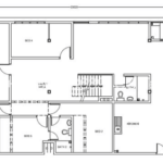 Type F: PENTHOUSE, 2234 + 2241 sqft