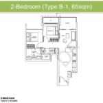 Junction-Nine-FloorPlan-2bed