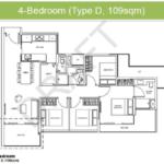 Junction-Nine-FloorPlan-4bed