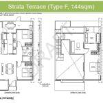 Junction-Nine-FloorPlan-StrataTerrace