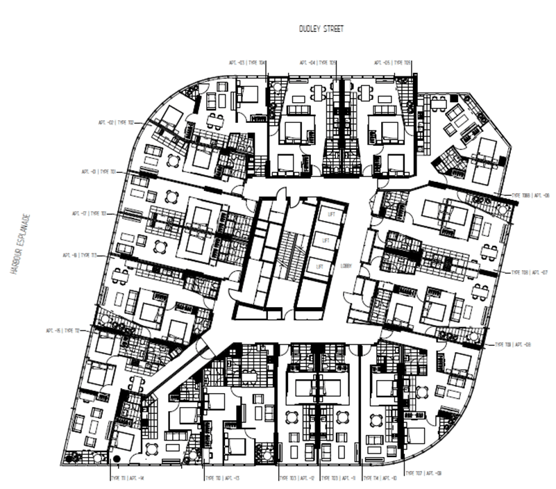 The Altus SIte Plan