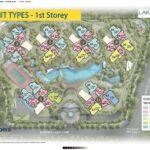 Lakeville Siteplan 1st Storey