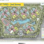 Lakeville Siteplan 2nd Storey