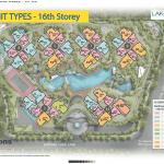 Lakeville Siteplan 16th Storey