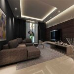 Green Haven: Living Area