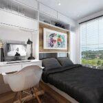 Green Haven:Teen's Bedroom