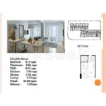 100-west-makati-floor-plan-2bed-area-breakdown