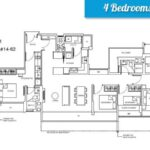 cocoplams floor plan 4+bedroom+dualkey