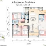 Botanika-Tower-B-Floor-Plan-Type-A3b-4bedroom-Dual-Key
