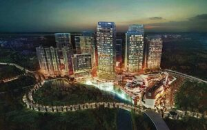 feature:Tropicana Danga Bay master development