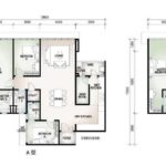 botanika-floor-plan-TypeA-A1-1422sqft