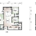 botanika-floor-plan-TypeB-B1-1200sqft