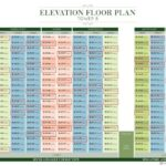 botanika-tower-B-evelvation-floor-plan