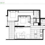 green-square-melbourne-2bed2bath-blockC