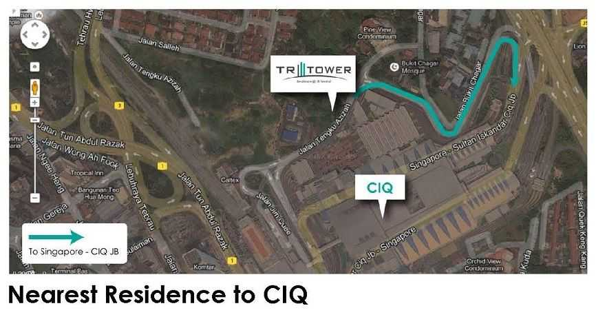 Tri-Tower-Johor-Location-nearest_residence_to_ciq