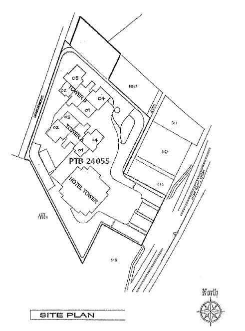 tri-tower-johor-site-plan