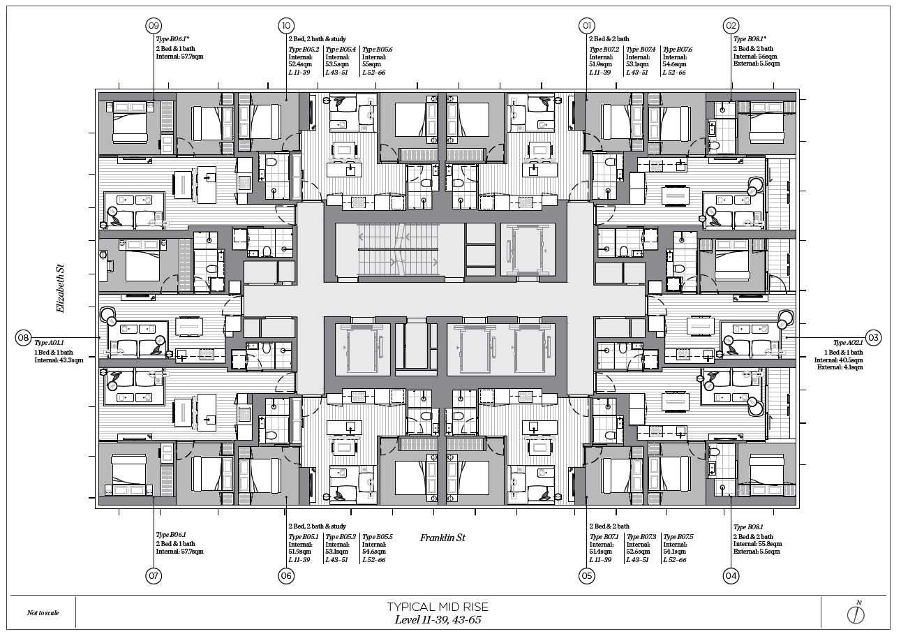 Victoria-One-siteplan