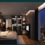 ashton-asoke-type-B-46sqm-bedroom