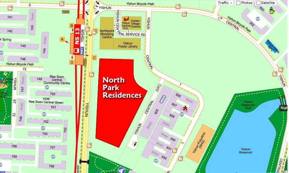 North-Park-Residences-location-1