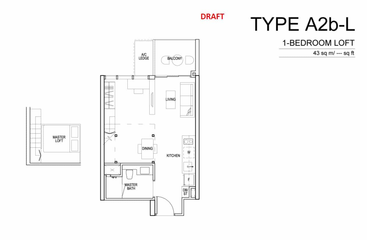 Move in q2 2018 sims urban oasis very hot selling sims drive urban oasis floor plan 1bedroom loft jameslax Images