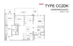 Sims-Drive-Urban-Oasis-Floor-Plan-3bedroom-dual-key
