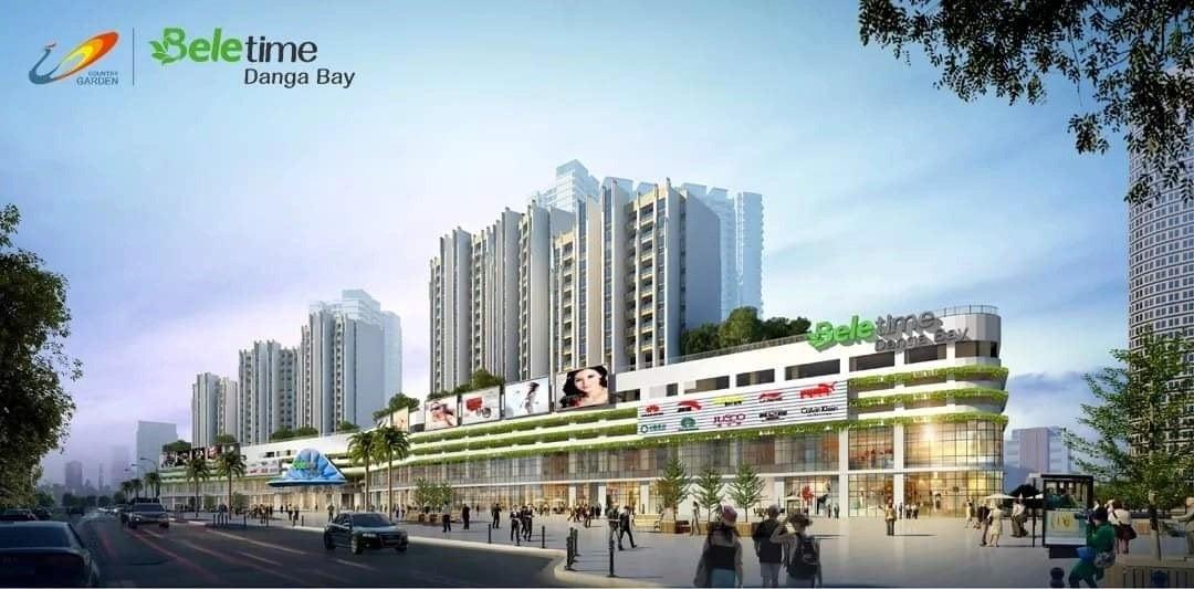 Country Garden Danga Bay Shopping mall