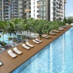Jewel at Buangkok Dual Level Waterscape