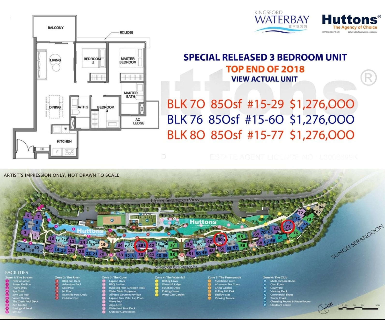 Kingsford Waterbay for sale