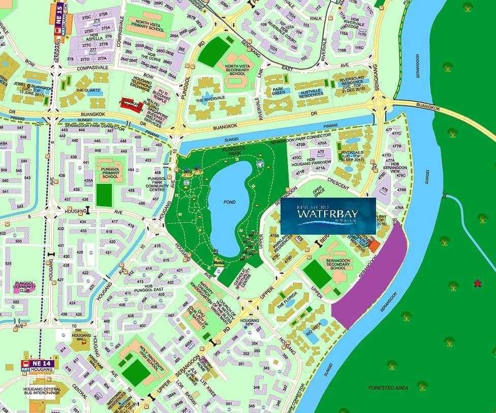 kingsford-waterbay-condo-map