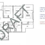 high-park-fernvale-floor-plan-3bedroom