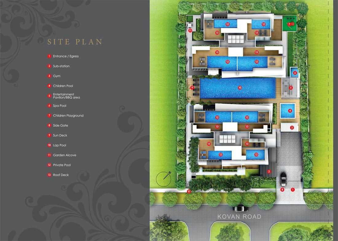 8-Bently-Residences-Siteplan