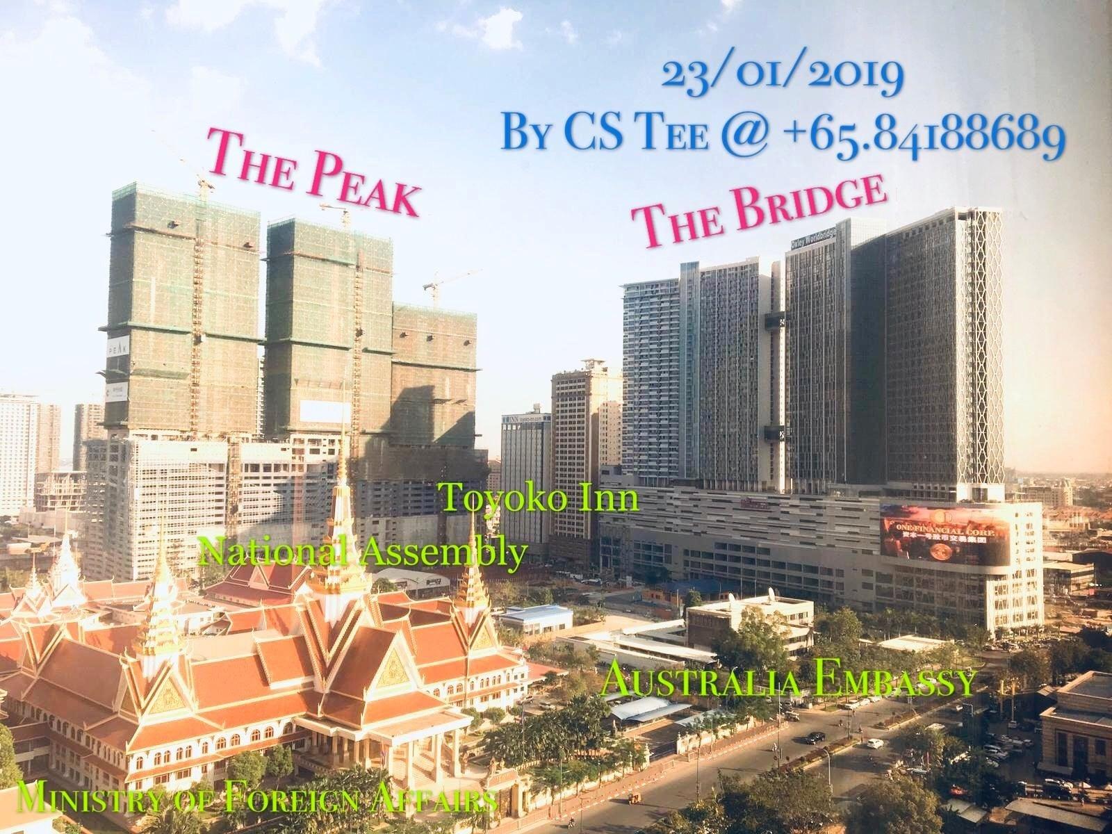 The Peak Cambodia update 2019
