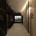 the-line-sukhumvit-71-sansiri-lift-hall