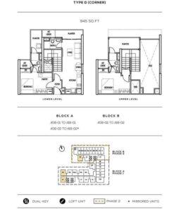 colony-infinitum-klcc-floor-plan-type-D-corner