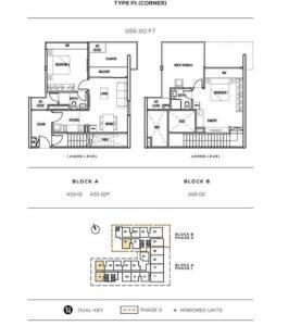 colony-infinitum-klcc-floor-plan-type-p1-D