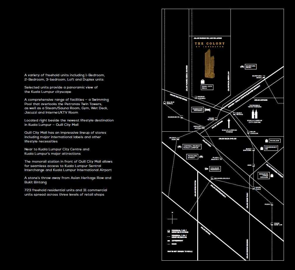 colony-infinitum-klcc-location-map