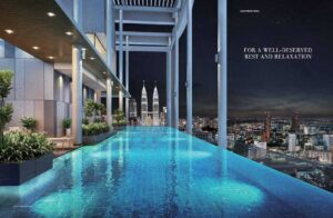 colony-infinitum-klcc-pool-view