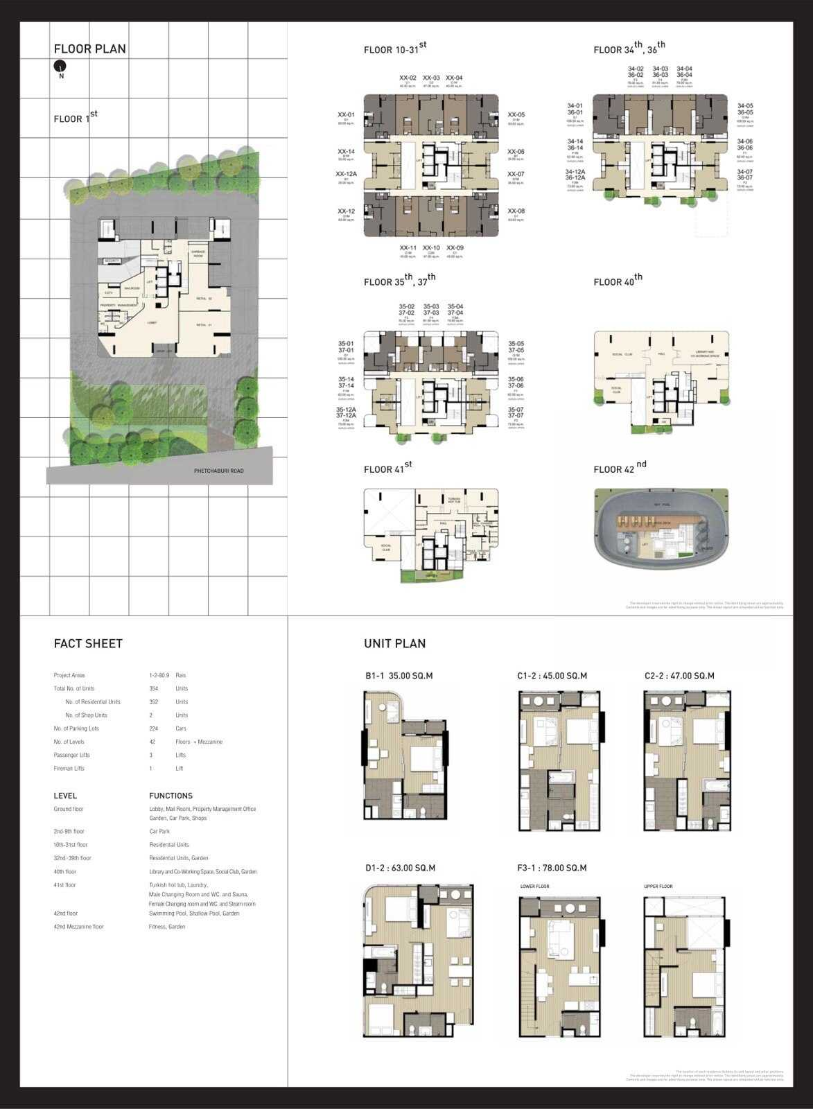 ideo-q-chidlom-floor-plans