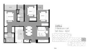 the-gateway-cambodia-floor-plan-3bedroom