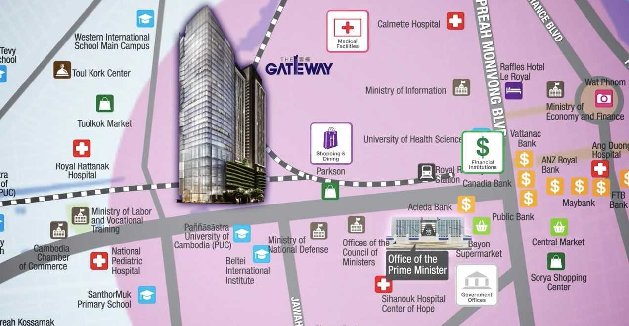 the-gateway-location