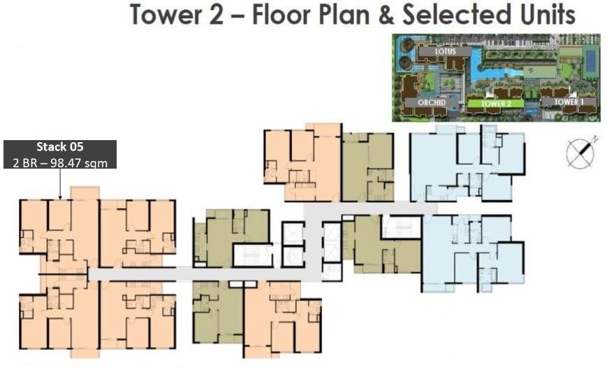 vista verde capitaland balanced units tower 2 2018